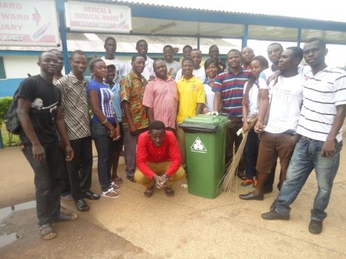 Ghana made Better on National Volunteer Day